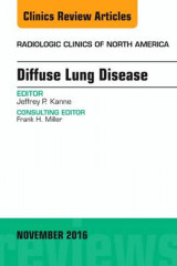 Omslag - Diffuse Lung Disease, an Issue of Radiologic Clinics of North America