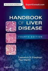 Omslag - Handbook of Liver Disease