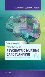 Omslag - Varcarolis' Manual of Psychiatric Nursing Care Planning
