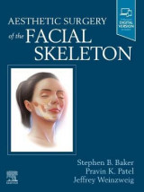 Omslag - Aesthetic Surgery of the Facial Skeleton