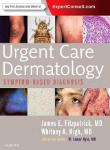 Omslag - Urgent Care Dermatology: Symptom-Based Diagnosis
