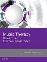 Omslag - Music Therapy: Research and Evidence-Based Practice