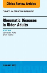 Omslag - Rheumatic Diseases in Older Adults, an Issue of Clinics in Geriatric Medicine