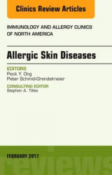 Omslag - Allergic Skin Diseases, An Issue of Immunology and Allergy Clinics of North America
