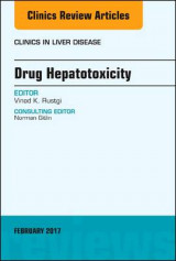 Omslag - Drug Hepatotoxicity, an Issue of Clinics in Liver Disease