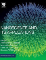 Omslag - Nanoscience and its Applications