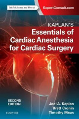 Omslag - Kaplan's Essentials of Cardiac Anesthesia