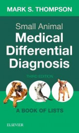 Omslag - Small Animal Medical Differential Diagnosis