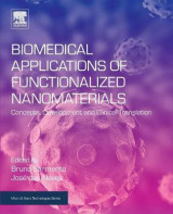 Omslag - Biomedical Applications of Functionalized Nanomaterials