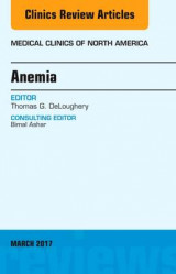 Omslag - Anemia, An Issue of Medical Clinics of North America