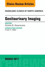 Omslag - Genitourinary Imaging, an Issue of Radiologic Clinics of North America