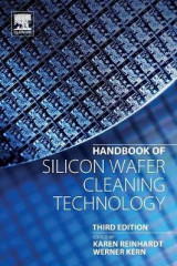 Omslag - Handbook of Silicon Wafer Cleaning Technology