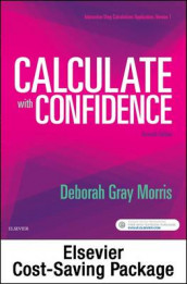 Drug Calculations Online for Calculate with Confidence (Access Card and Textbook Package) av Deborah C Gray Morris (Heftet)