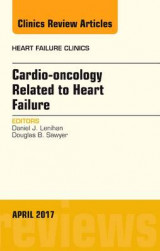 Omslag - Cardio-Oncology Related to Heart Failure, an Issue of Heart Failure Clinics