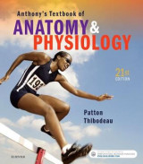 Omslag - Anthony's Textbook of Anatomy & Physiology