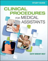 Omslag - Study Guide for Clinical Procedures for Medical Assistants