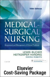 Medical-Surgical Nursing - Two-Volume Text and Study Guide Package av Sharon L Lewis (Heftet)