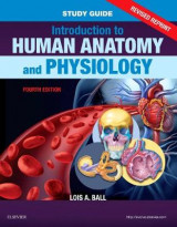 Omslag - Study Guide for Introduction to Human Anatomy and Physiology