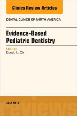 Omslag - Evidence-based Pediatric Dentistry, An Issue of Dental Clinics of North America