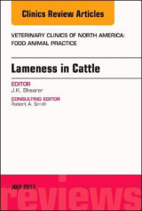 Omslag - Lameness in Cattle, An Issue of Veterinary Clinics of North America: Food Animal Practice