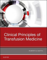 Omslag - Clinical Principles of Transfusion Medicine