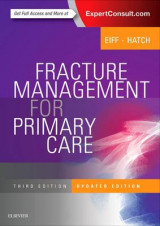 Omslag - Fracture Management for Primary Care Updated Edition