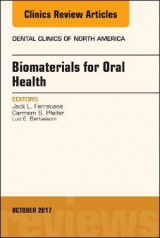 Omslag - Dental Biomaterials, An Issue of Dental Clinics of North America