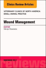 Omslag - Wound Management, An Issue of Veterinary Clinics of North America: Small Animal Practice