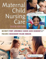 Omslag - Maternal Child Nursing Care