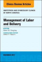 Omslag - Management of Labor and Delivery, An Issue of Obstetrics and Gynecology Clinics