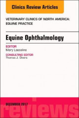 Omslag - Equine Ophthalmology, An Issue of Veterinary Clinics of North America: Equine Practice
