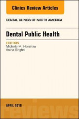 Omslag - Dental Public Health, An Issue of Dental Clinics of North America