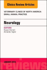 Omslag - Neurology, An Issue of Veterinary Clinics of North America: Small Animal Practice