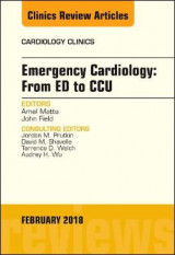 Omslag - Emergency Cardiology: From ED to CCU, An Issue of Cardiology Clinics