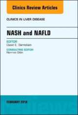Omslag - NASH and NAFLD, An Issue of Clinics in Liver Disease