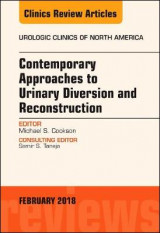 Omslag - Contemporary Approaches to Urinary Diversion and Reconstruction, An Issue of Urologic Clinics