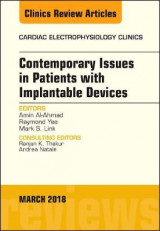 Omslag - Contemporary Issues in Patients with Implantable Devices, An Issue of Cardiac Electrophysiology Clinics