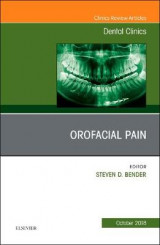 Omslag - Oral Cancer, An Issue of Dental Clinics of North America