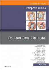 Evidence-Based Medicine, An Issue of Orthopedic Clinics: Volume 49-2 av Frederick M Azar, Michael J. Beebee, Clayton C. Bettin, James H. Calandruccio, Benjamin J. Grear, Benjamin M. Mauck, William M. Mihalko, Jeffrey R. Sawyer, Patrick C. Toy og John C. Weinlein (Innbundet)