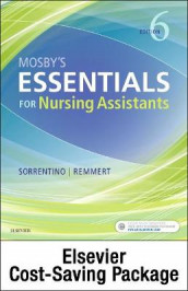 Mosby's Essentials for Nursing Assistants - Text and Workbook Package av Leighann Remmert og Sheila A. Sorrentino (Bok uspesifisert)