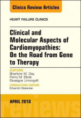 Omslag - Clinical and Molecular Aspects of Cardiomyopathies: On the road from gene to therapy, An Issue of Heart Failure Clinics