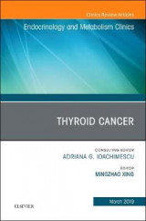 Omslag - Thyroid Cancer, An Issue of Endocrinology and Metabolism Clinics of North America