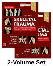 Skeletal Trauma: Basic Science, Management, and Reconstruction, 2-Volume Set av Paul A Anderson, Bruce D. Browner, Jesse B. Jupiter og Christian Krettek (Innbundet)