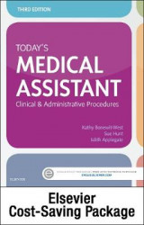 Omslag - Today'S Medical Assistant - Book, Study Guide, and Simchart for the Medical Office 2018 Edition Package: Clinical & Admi