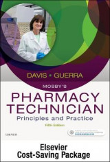 Omslag - Mosby's Pharmacy Technician - Text and Workbook/Lab Manual Package