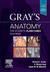 Omslag - Gray's Anatomy for Students Flash Cards