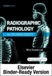 Radiographic Pathology for Technologists - E-Book av Nina Kowalczyk (Perm)