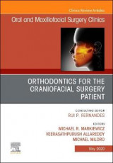 Omslag - Orthodontics for Oral and Maxillofacial Surgery Patient, Part II