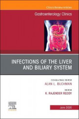 Omslag - Infections of the Liver and Biliary System,An Issue of Gastroenterology Clinics of North America