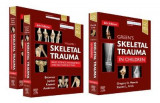 Omslag - Skeletal Trauma (2-Volume) and Green's Skeletal Trauma in Children Package